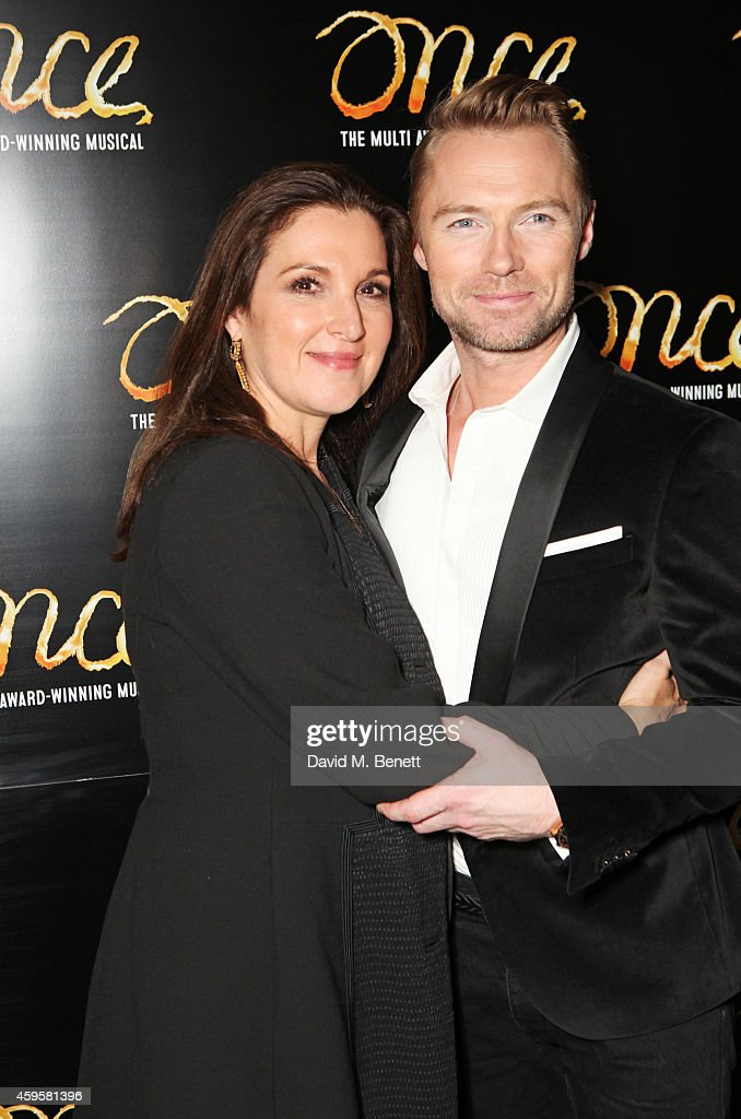 """Ronan Keating Joins The Cast Of """"Once"""" - Press Night - After Party"""