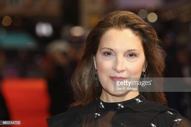 Producer Barbara Broccoli attends the Mayfair Gala European Premiere of Film Stars Don't Die in Liverpool during the 61st BFI London Film Festival on...