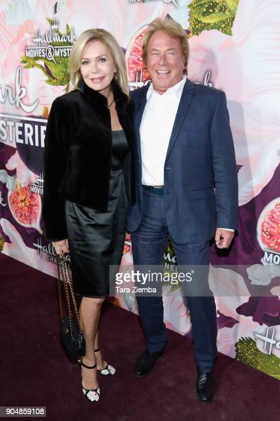 Producer Barry Barnholtz attends Hallmark Channel and Hallmark Movies and Mysteries Winter 2018 TCA Press Tour at Tournament House on January 13 2018...