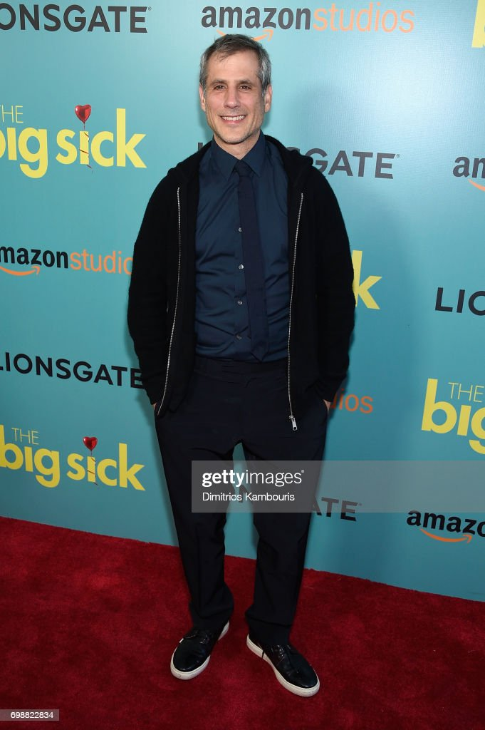 Producer Barry Mendel attends 'The Big Sick' New York Premiere at The Landmark Sunshine Theater on June 20, 2017 in New York City.