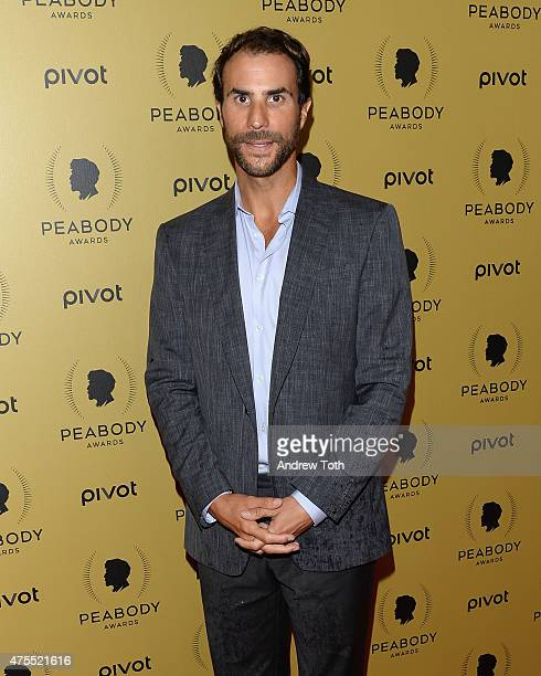 Producer Ben Silverman attends The 74th Annual Peabody Awards Ceremony at Cipriani Wall Street on May 31 2015 in New York City