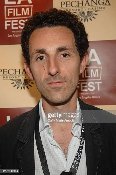 """Producer Benito Mueller attends """"The Bad Intentions"""" screening during the 2011 Los Angeles Film Festival held at the Regal Cinemas L.A. LIVE on June..."""