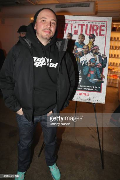 Producer Benjamin Meadows Ingram attends the'Rapture' Netflix Original Documentary Series Special Screening at The Metrograph New York at Metrograph...
