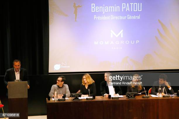 Producer Benjamin Patou CoStage Direction of the Opera Ken Higelin Stage Director of the Opera Julie Gayet Music Direction of the Opera Yannis...