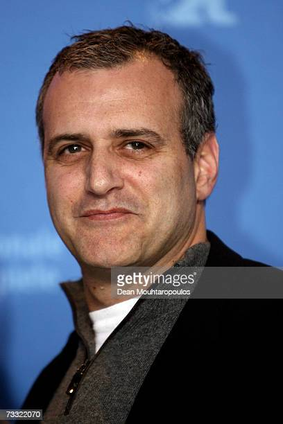 Producer Bernie Goldmann attends a photocall to promote the movie '300' during the 57th Berlin International Film Festival on February 14 2007 in...