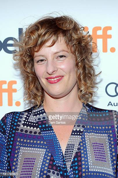 Producer Bettina Brokemper attends the 'Hannah Arendt' Premiere during the 2012 Toronto International Film Festival at The Elgin on September 11 2012...