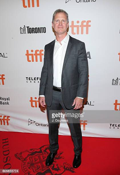 Producer Bill Dubuque attends the 2016 Toronto International Film Festival Premiere of 'The Headhunter's Calling' at Roy Thomson Hall on September 14...