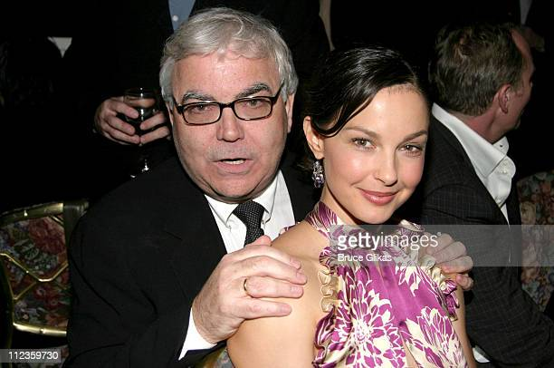Producer Bill Kenwright and Ashley Judd *Exclusive*