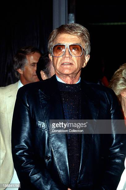 Producer Blake Edwards attends an event in circa 1985 in Los Angeles California