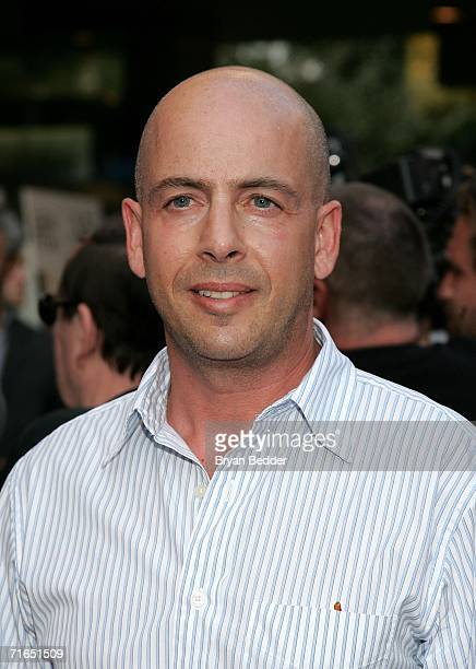 Producer Bob Yari attends Yari Film Group's premiere of The Illusionist at Chelsea West Cinemas August 15 2006 in New York City