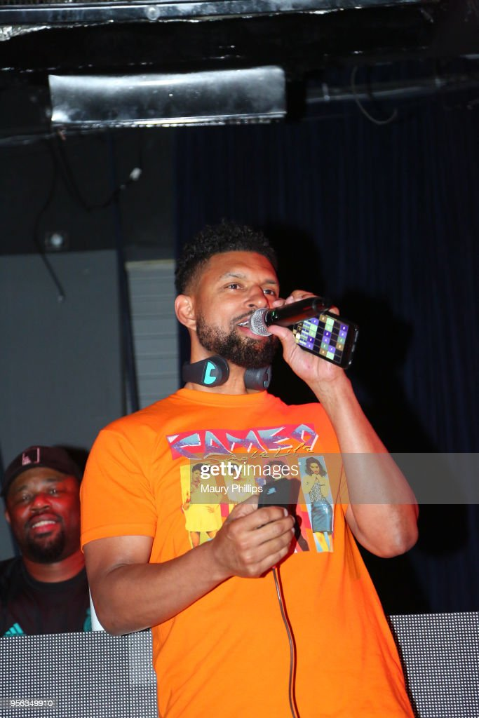 Producer Bosco performs onstage at the 'istandard Producer And Rapper Showcase' during The 2018 ASCAP 'I Create Music' EXPO at Loews Hollywood Hotel on May 8, 2018 in Hollywood, California.