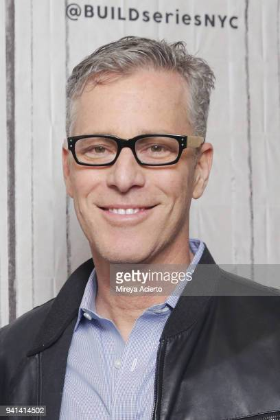 Producer Brad Fuller visits BUILD to discuss the movie 'A Quiet Place' at Build Studio on April 3 2018 in New York City