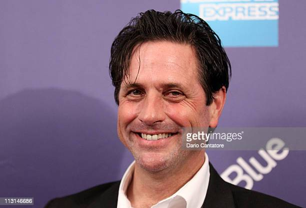 Producer Brad Koepenick attends the premiere of Shakespeare High during the 2011 Tribeca Film Festival at SVA Theater on April 24 2011 in New York...