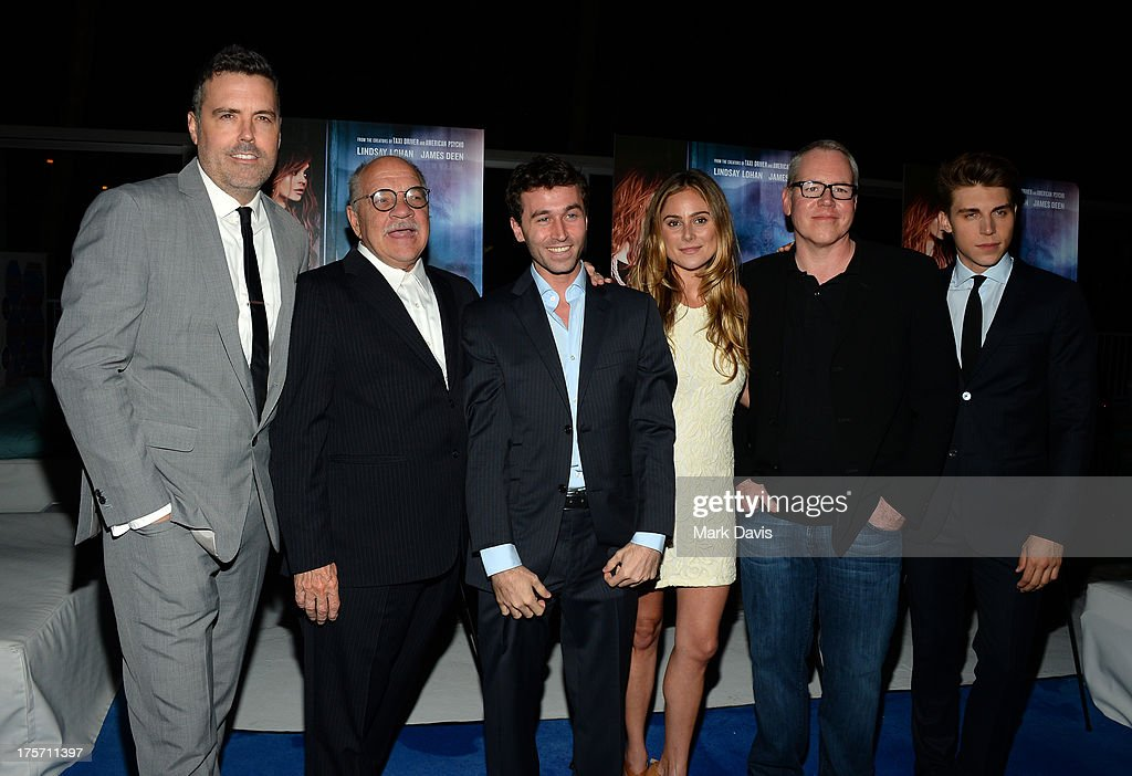 "Premiere Of IFC Film's ""The Canyons"" - Arrivals"