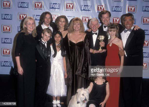 Producer Brenda Hampton actor David Gallagher actor Barry Watson actress Jessica Biel actress Catherine Hicks producer Aaron Spelling actor Stephen...