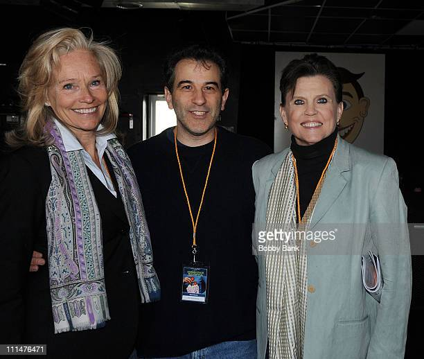 Producer Brenda Siemer Scheider, Garden State Film Festival Board Member Nick Falcone and actress Ann Reinking attend Exploring Marfan Syndrome With...