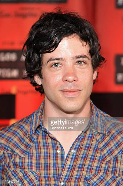 Producer Brendan McFadden attends Filmmaker Lunch Talks: Behind the Scenes with Producers Roundtable during the 2010 Los Angeles Film Festival at...