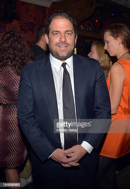 Producer Brett Ratner attends The 6th Annual Hamilton Behind The Camera Awards presented by Hamilton Watches and Los Angeles Confidential Magazine at...
