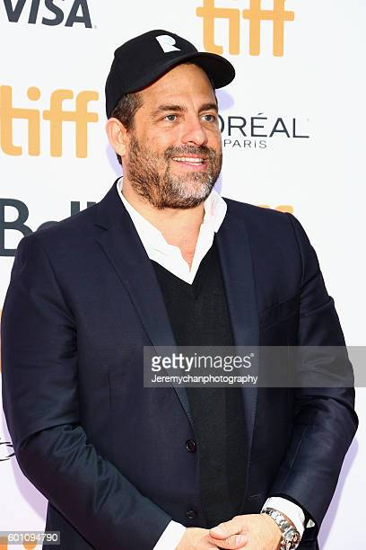 Producer Brett Ratner attends the 'Before The Flood' premiere held at Princess of Wales Theatre during the Toronto International Film Festival on...
