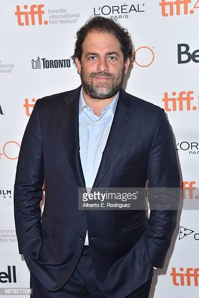 "Producer Brett Ratner attends the ""Truth"" premiere during the 2015 Toronto International Film Festival at the Winter Garden Theatre on September 12,..."