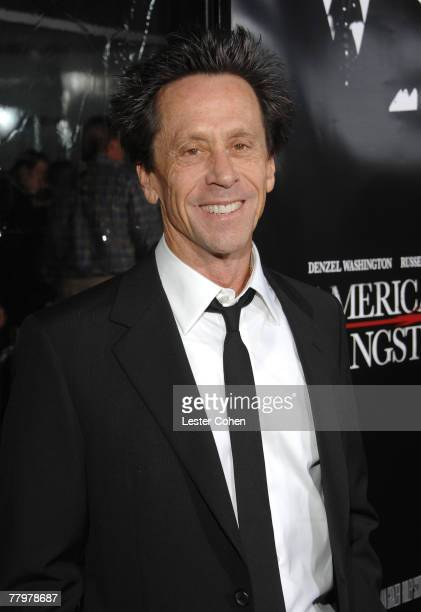Producer Brian Grazer arrives to the industry screening of American Gangster at the Arclight on October 29 2007 in Hollywood California