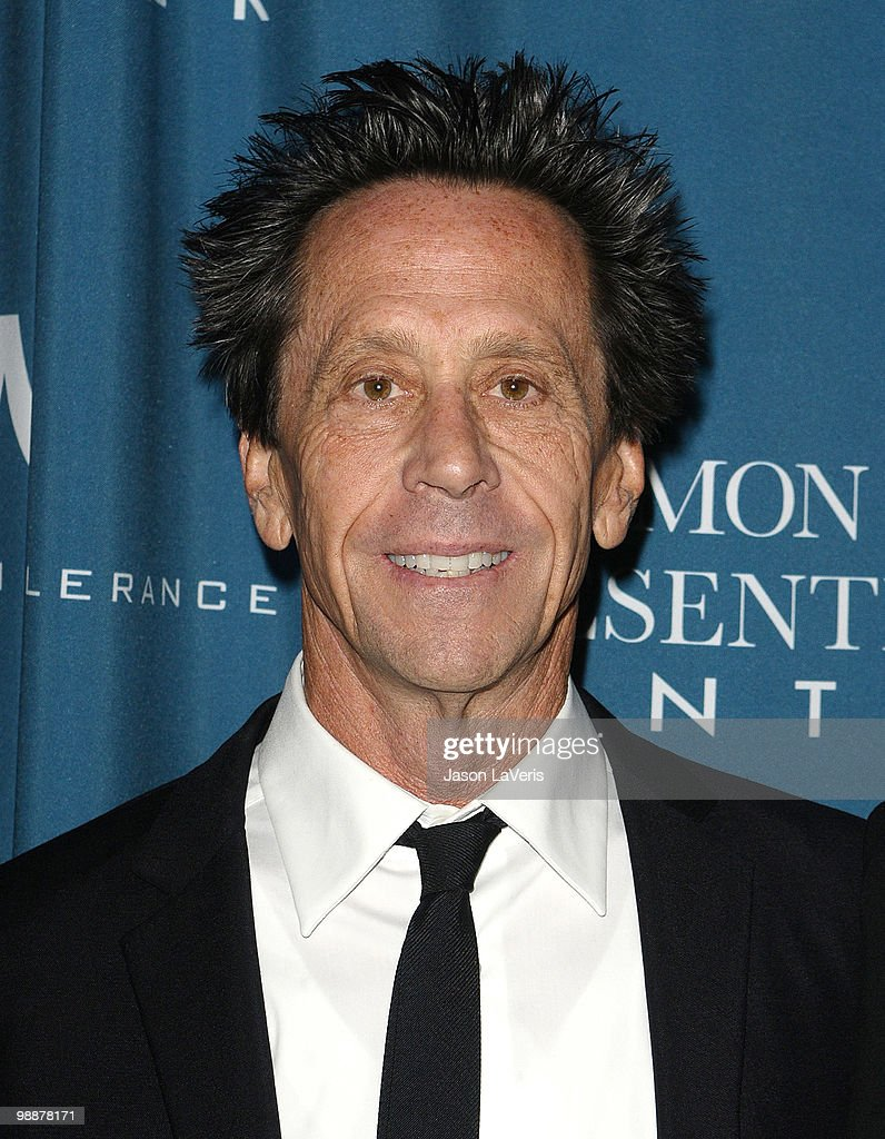 Producer Brian Grazer attends the Simon Wiesenthal Center's 2010 Humanitarian Award ceremony at the Beverly Wilshire hotel on May 5, 2010 in Beverly Hills, California.