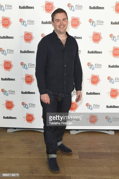 Producer Brian Minchin attends the BFI Radio Times TV Festival at BFI Southbank on April 9 2017 in London England