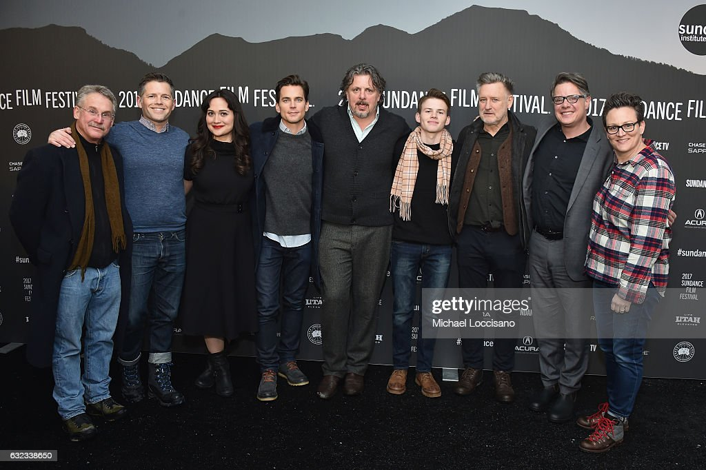 """Walking Out"" Premiere - 2017 Sundance Film Festival"
