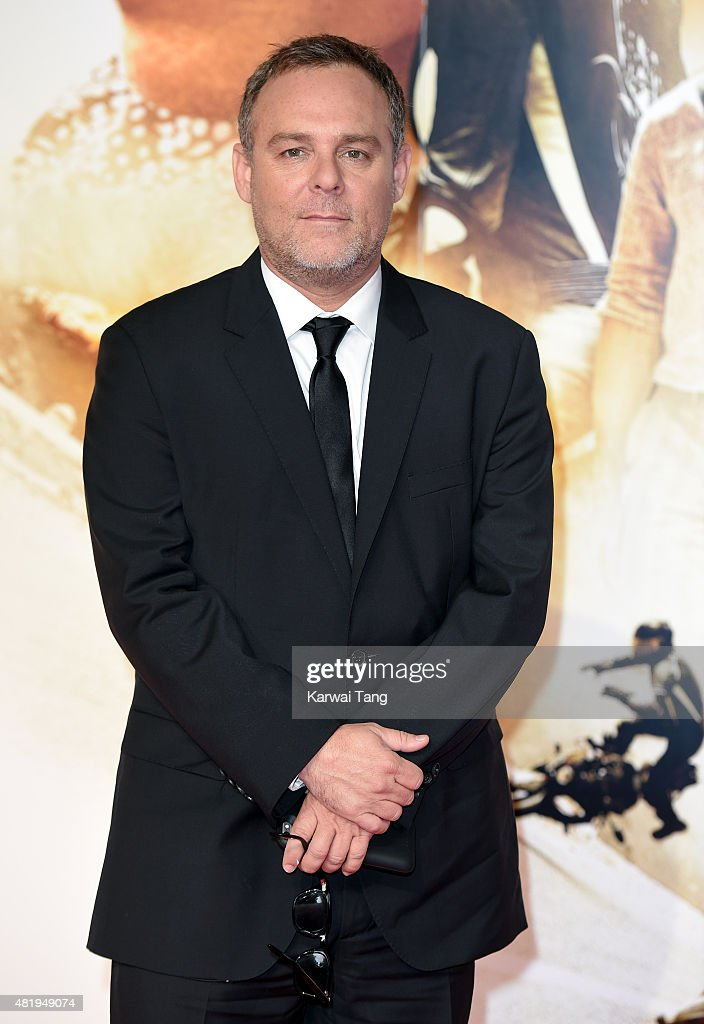 Producer Bryan Burk attends an exclusive screening of 'Mission Impossible: Rogue Nation' at BFI IMAX on July 25, 2015 in London, England.