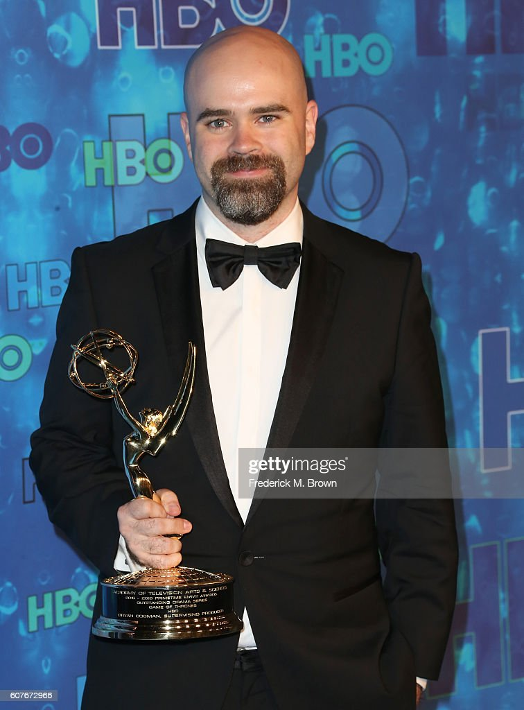 HBO's Post Emmy Awards Reception - Arrivals : News Photo