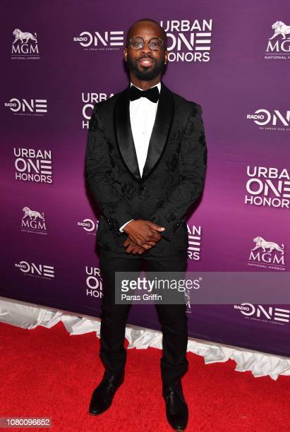 Producer BryanMichael Cox attends 2018 Urban One Honors at La Vie on December 9 2018 in Washington DC