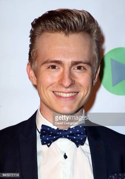 Producer Bulet Rush attends the 9th Annual Indie Series Awards at The Colony Theatre on April 4 2018 in Burbank California