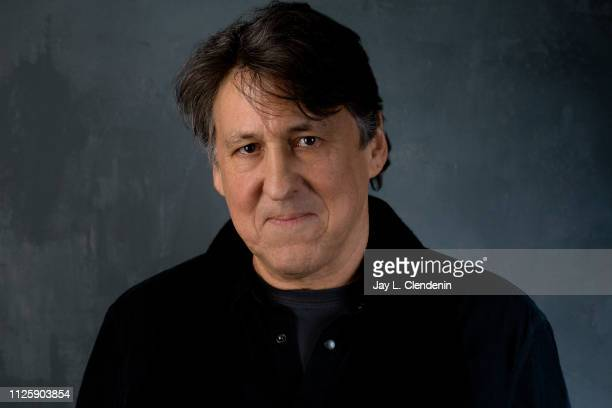 Producer Cameron Crowe from 'David Crosby Remember My Name' is photographed for Los Angeles Times on January 25 2019 at the 2019 Sundance Film...
