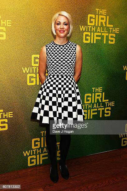 """Producer Camille Gatin attends a special screening of """"The Girl With All The Gifts"""" at Vue West End on September 19, 2016 in London, England."""