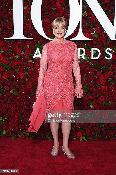 Producer Candy Spelling attends the 70th Annual Tony Awards at The Beacon Theatre on June 12 2016 in New York City