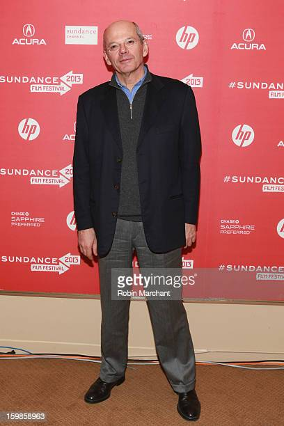 "Producer Carlo Brancaleoni attends the ""There Will Come A Day"" premiere at Egyptian Theatre during the 2013 Sundance Film Festival on January 21,..."