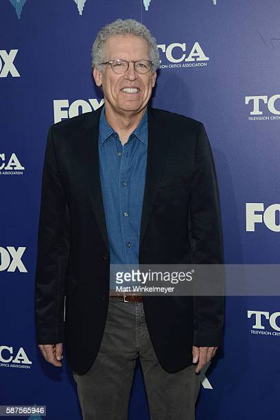 Producer Carlton Cuse attends the FOX Summer TCA Press Tour on August 8 2016 in Los Angeles California