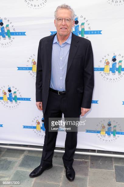 "Producer Carlton Cuse attends the ""I Have A Dream"" Foundation's 5th Annual Los Angeles' Dreamer Dinner at Skirball Cultural Center on March 18, 2018..."