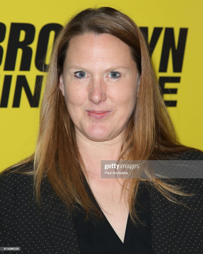 Producer Carol Kolb attends Universal Television's FYC of 'Brooklyn Nine-Nine' at UCB Sunset Theater on June 13, 2018 in Los Angeles, California.