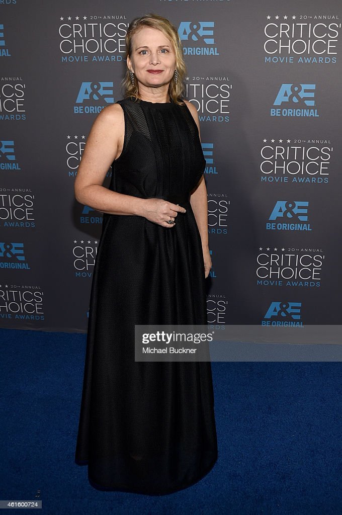 Producer Cathleen Sutherland attends the 20th annual Critics' Choice Movie Awards at the Hollywood Palladium on January 15, 2015 in Los Angeles, California.