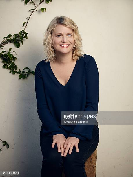 Producer Cathleen Sutherland is photographed for Vibe Magazine on October 23 2014 in Los Angeles California