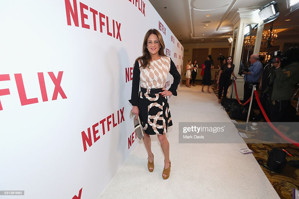 Producer Cathy Schulman attends Netflix's Rebels and Rule Breakers Luncheon and Panel Celebrating The Women of Netflix at the Beverly Wilshire Four Seasons Hotel on May 14, 2016 in Beverly Hills, California.