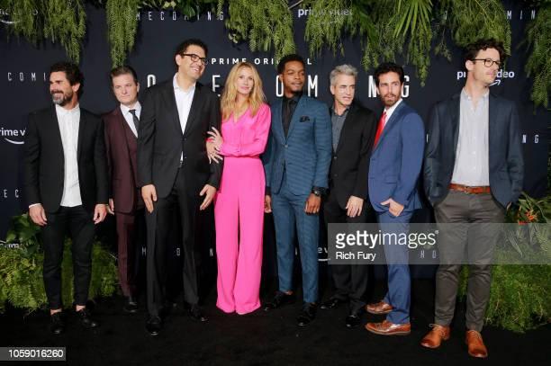 Producer Chad Hamilton actor Shea Whigham director/executive producer Sam Esmail actor Julia Roberts actor Stephan James actor Dermot Mulroney...