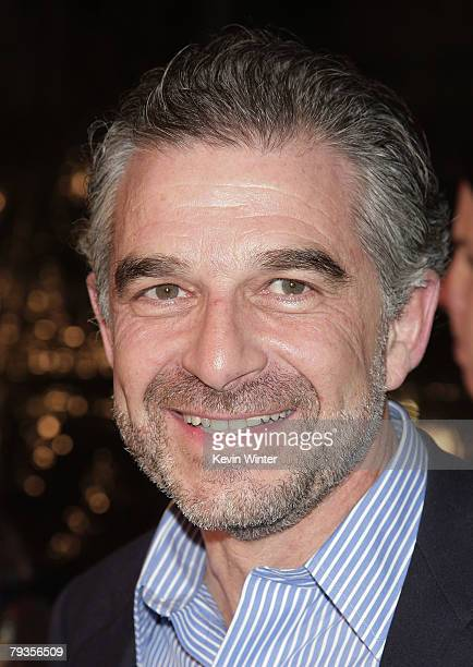 Producer Charles Castaldi arrives at the premiere of Universal's Welcome Home Roscoe Jenkins at the Chinese Theater on January 28 2008 in Los Angeles...
