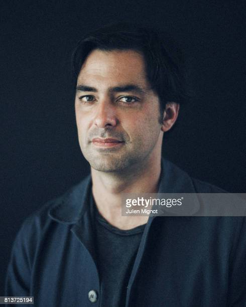 Producer Charles Gillibert is photographed for self Assignment on May 24 2017 in Cannes France