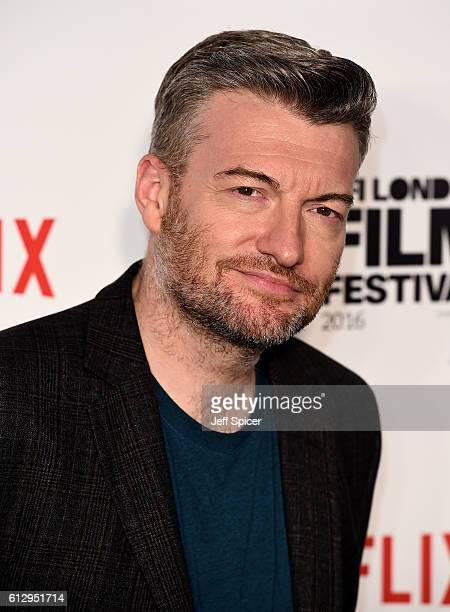 Producer Charlie Brooker attends the LFF Connects Television 'Black Mirror' screening during the 60th BFI London Film Festival at Chelsea Cinema on...