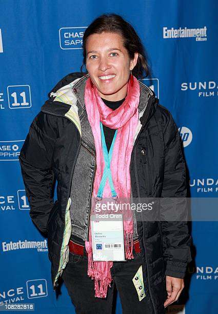 Producer Chelsea Winstanley attends the Indigenous Shorts at the Holiday Village IV Theatre during the 2011 Sundance Film Festival on January 23 2011...