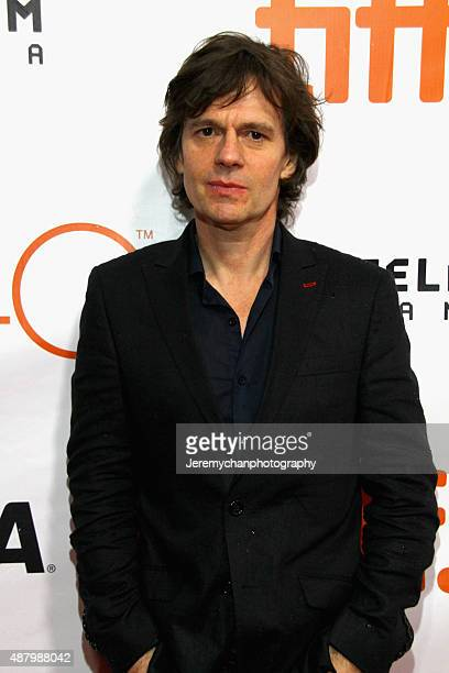 Producer Chris Clark attends the Legend premiere during the 2015 Toronto International Film Festival held at Roy Thomson Hall on September 12 2015 in...