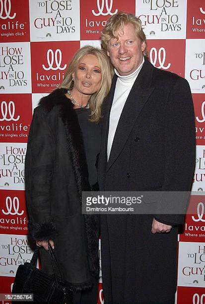 Producer Christine ForsythPeters and director Donald Petrie