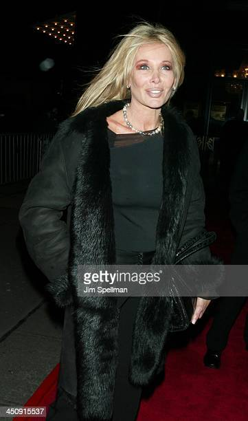 Producer Christine ForsythPeters during Lavalife's New York Sreening of Paramount Pictures' How to Lose a Guy in 10 Days at The Ziegfeld Theater in...